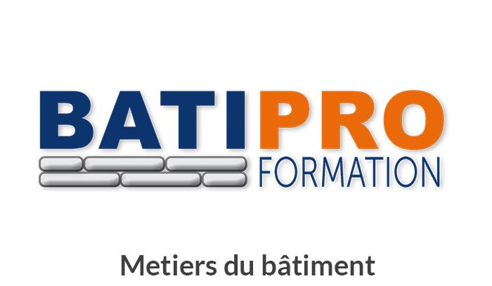 logo-Batipro- partenaires formation Socrate Conseils, métiers du bâtiment