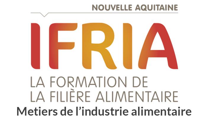 logo-IFRIA- partenaires formation metiers de l'industrie alimentaire Socrate Conseils