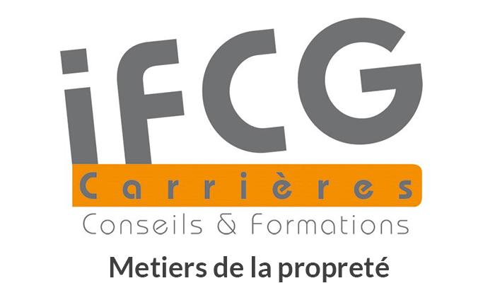 logo-IFCG carrieres- partenaires formation metiers de la propreté socrate conseils